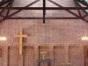 Kapellet set fra indgangen