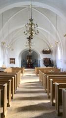 Kirken set mod øst